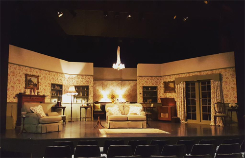 Concept Players present Blithe Spirit