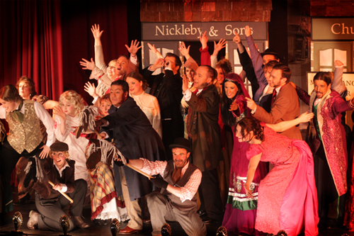 Concept Players present The Mystery Of Edwin Drood