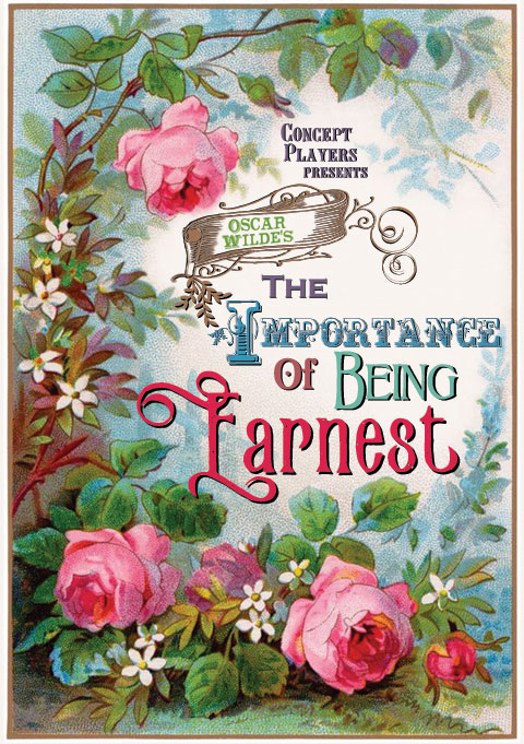 Concept Players present The Importance Of Being Earnest