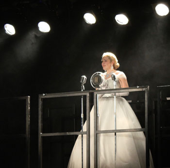 Rhiannon Rose as Evita