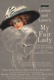 Concept Players present My Fair Lady