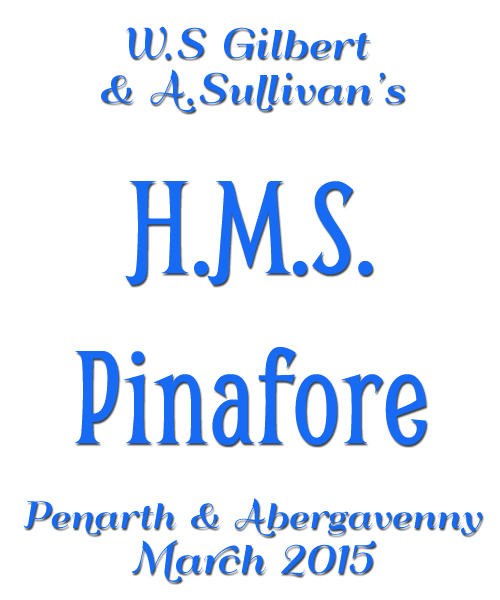 Concept Players present Gilbert and Sulivan's HMS Pinafore