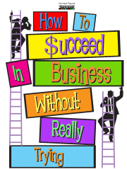 Concept Players present: How to Succeed In Business Without Really Trying